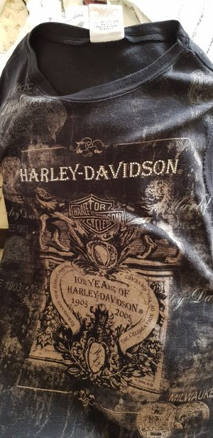 Harley davidson women t - shirt for Sale in Denver, CO