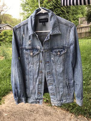 Lucky Brand denim (jeans) jacket for Sale in Fairfax, VA