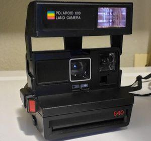 Polaroid 640 film camera for Sale in Elverta, CA
