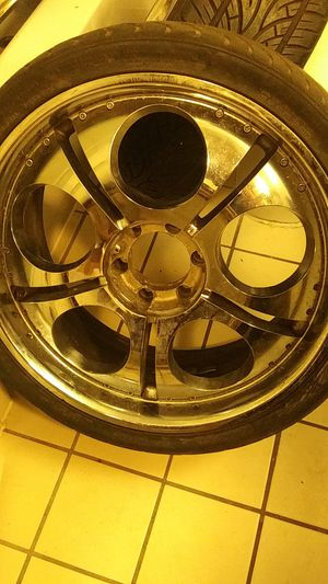 "22"" Radd Rims for Sale in Houston, TX"
