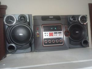 RCA stereo system for Sale in Woonsocket, RI