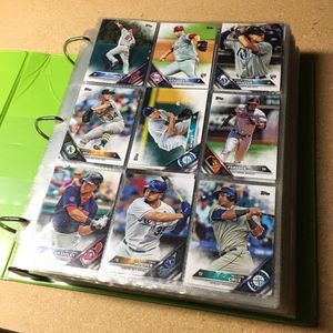 2016 Topps Baseball Cards Partial Sets for Sale in Hilliard, OH