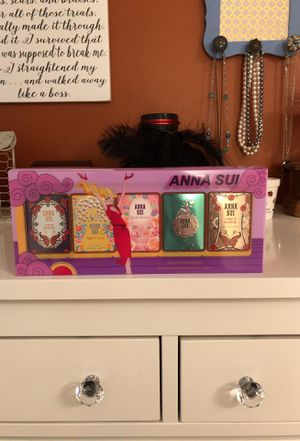 Anna Sui miniature collection for Sale in Swissvale, PA
