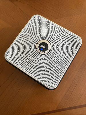 Polk Audio Camden Square Wireless Portable Speaker for Sale in Stockton, CA