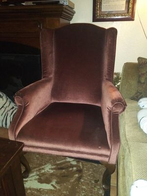 (2) High Back Chairs for Sale in West Palm Beach, FL