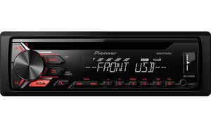Pioneer DEH-X1910UB CD RECEIVER RADIO USB AUX for Sale in Rancho Cucamonga, CA