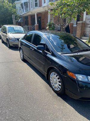 Honda Civic ex 2006 for Sale in Merchantville, NJ