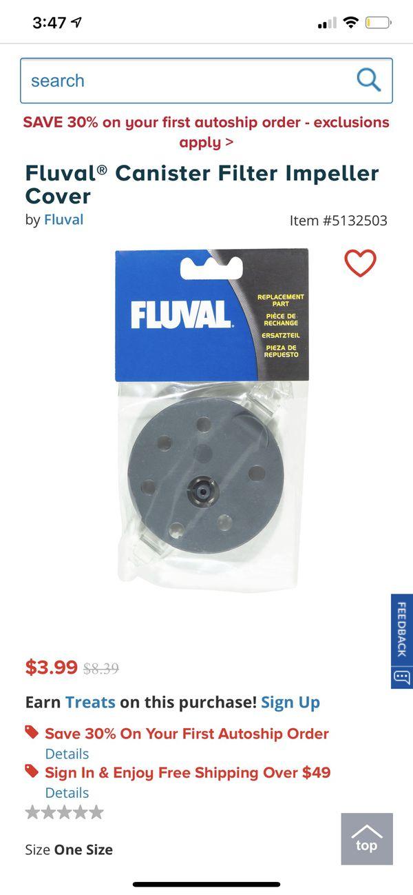Fluval 405 aquarium filter