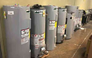 Electric AND Gas Water Heaters T for Sale in Saginaw, TX