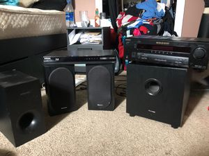 Samsung / Pioneer surround sound system for Sale in Silver Spring, MD