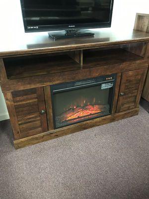 Electric fireplace entertainment center for Sale in Lexington, SC