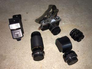 Minolta XG-1 vintage 35mm film camera for Sale in Schaumburg, IL
