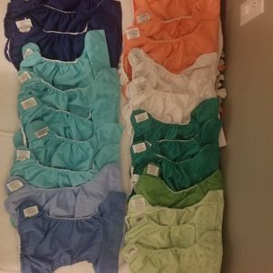 Bumgenius Cloth Diaper Bundle DEAL for Sale in Upland, CA