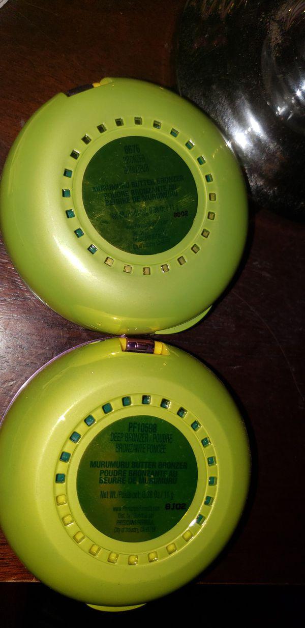 2 butter bronzers