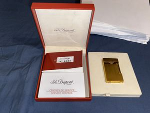 S. T. DuPont lighter for Sale in Los Angeles, CA
