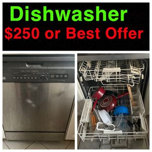 Dishwasher $250 or BEST OFFER for Sale in Philadelphia, PA