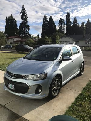 2018 Chevy sonic for Sale in Adair Village, OR