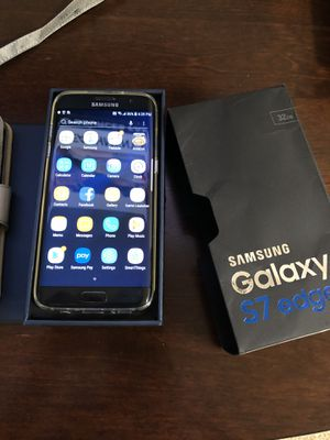Samsung Galaxy S7 edge T-Mobile for Sale in Lynnwood, WA