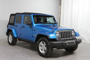 2014 Jeep Wrangler Unlimited for Sale in Sterling, VA