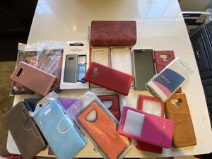 Samsung Note 9 cases 20 total for Sale in Terre Haute, IN