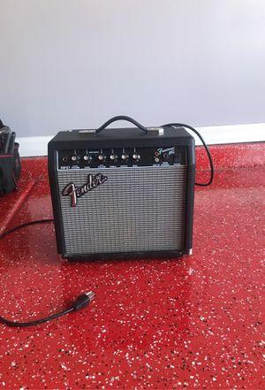 Fender amplifier for Sale in Phoenix, AZ