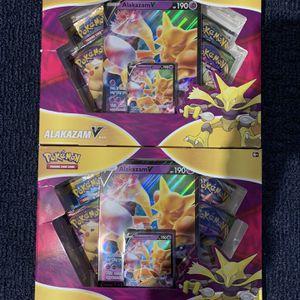Pokémon Alakazam V Box for Sale in Virginia Beach, VA
