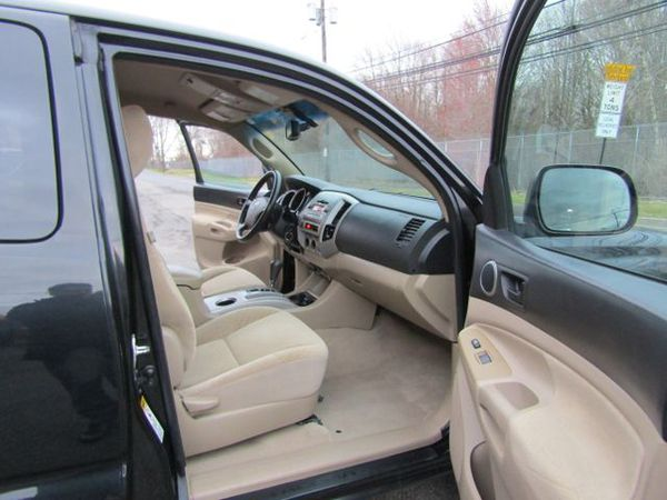 2010 Toyota Tacoma Access Cab