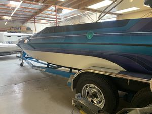 1995 Laveycraft 21xti ski open bow for Sale in Corona, CA