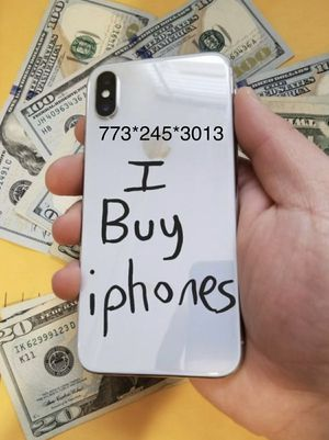 Tempered glass New iPhone x xr xs max 11 pro plus for Sale in Chicago, IL