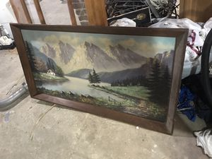 Mountain picture for Sale in Wilmington, DE