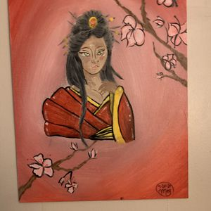 Painting Done By GHB studio New Starting Out Artist for Sale in Southington, CT