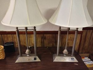 Matching lamps for Sale in Newark, OH