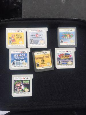 Nintendo 3 DS games for Sale in Miami, FL