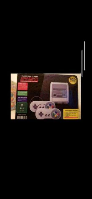 Super Mini SFC Entertainment System for Sale in Avondale, AZ