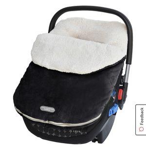 JJ Cole Bundle Me - baby car seat blanket for Sale in Virginia Beach, VA