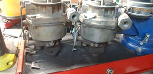 Carburetor , pair of rochester carbs for Sale in West Covina, CA