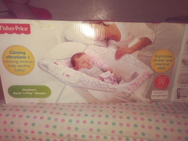 Baby Sleeper and playtime seat