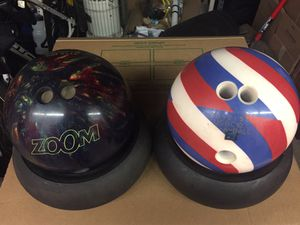 Free bowling ball for Sale in Manassas, VA