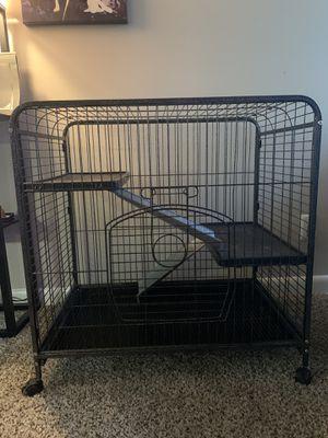 Small animal/ ferret/ chinchilla cage for Sale in Norcross, GA
