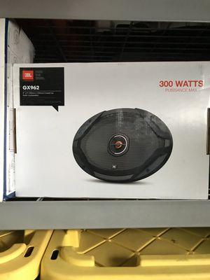 Jbl gx962 6x9 300 watts for Sale in Fontana, CA