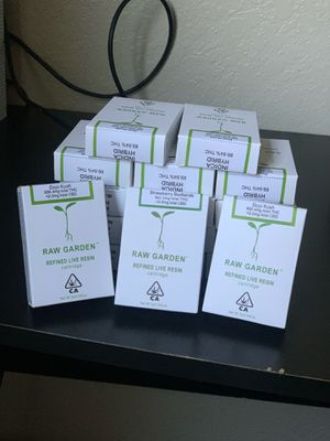Raw Gardens All Strains Exotic Edition for Sale in Los Angeles, CA