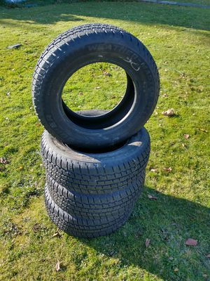 FREE Cooper Weather Master snow tires, 215-65-15 tires for Sale in Enumclaw, WA