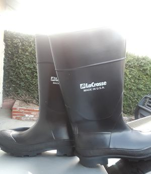 Lacrosse boots 9' for Sale in Norwalk, CA