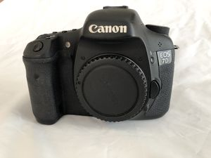 Canon EOS 7D for Sale in Salinas, CA