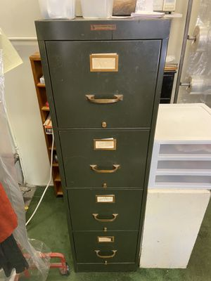 File cabinet for sale for Sale in San Francisco, CA