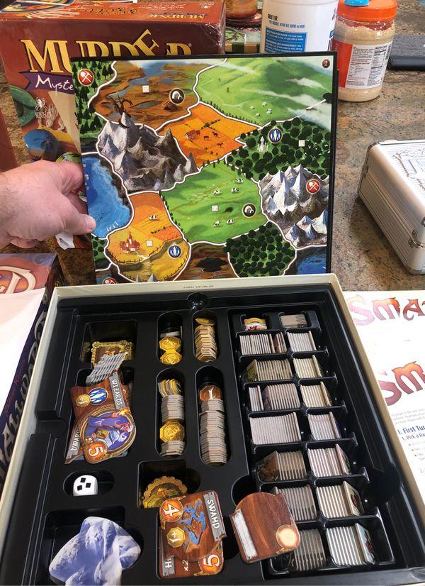 Board games/Puzzle