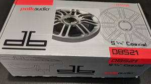 "Polk Audio 5.25"" Car Speakers (pair) for Sale in Ashburn, VA"