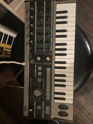 KORG Micro Synthesizer/ Vocoder for Sale in Litchfield Park, AZ