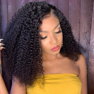 MONGOLIAN AFRO KINKY CURLY REMY HUMAN HAIR BUNDLES for Sale in Riverview, FL