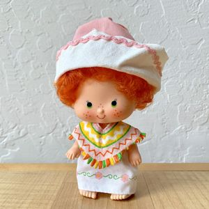 Vintage Strawberry Shortcake Baby Cafe Ole Collectable Doll Toy for Sale in Elizabethtown, PA